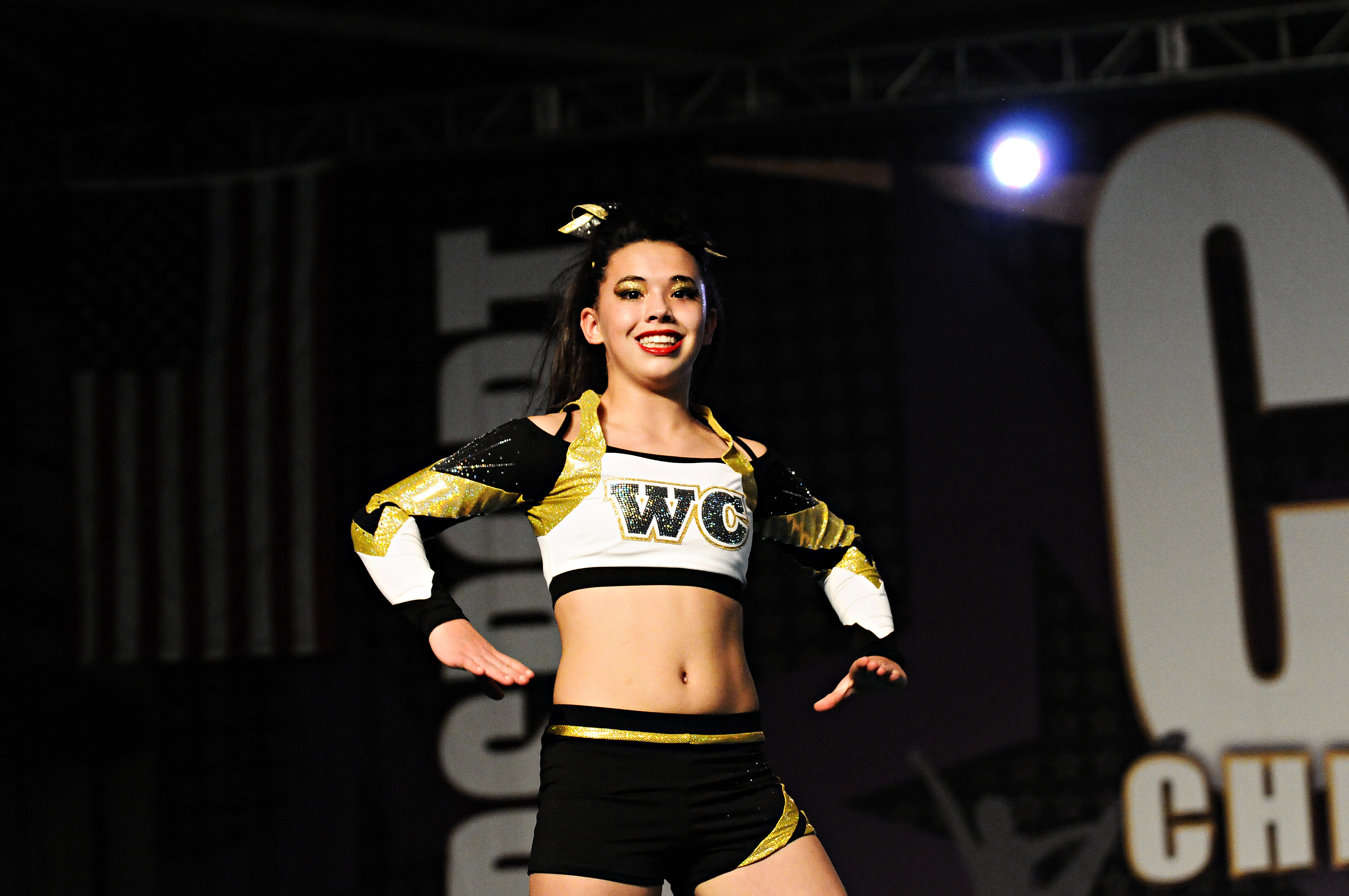 World Cup All Star Cheerleading Dazzling Whimsy